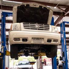 Transmission Rebuild Services in Greater Houston, TX Area
